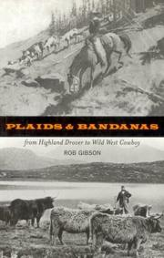 Cover of: Plaids & bandanas | Rob Gibson