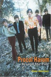 Cover of: Procol Harum