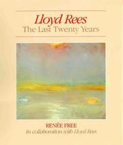 Cover of: Lloyd Rees | ReneМЃe Free
