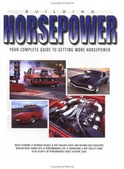 Cover of: Horsepower