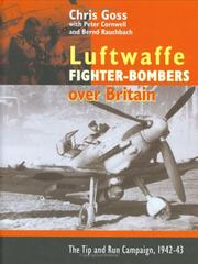 Cover of: The Luftwaffe Fighter Bombers