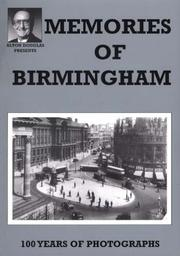 Memories of Birmingham by Alton Douglas
