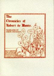 Cover of: Chronicles