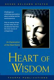 Cover of: Heart of Wisdom | Kelsang Gyatso