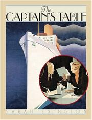 Cover of: The captain's table