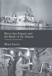 Cover of: RIVER CLASS FRIGATES
