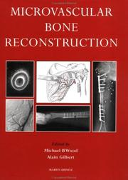 Cover of: Microvascular Bone Reconstruction | Alain Gilbert