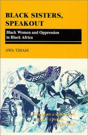 Cover of: Black Sisters Speak Out