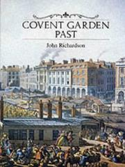 Cover of: Covent Garden past