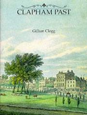 Cover of: Clapham Past
