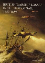 Cover of: British warship losses in the age of sail, 1650-1859