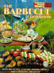 Cover of: Aww Barbecue Cookbook