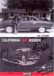 Cover of: California Hot Rodder