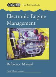 Cover of: Electronic Engine Management Reference Manual