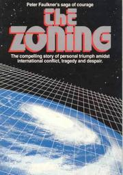 Cover of: The zoning | Peter Faulkner