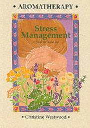Cover of: Aromatherapy Stress Management