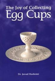 Cover of: The joy of collecting egg cups