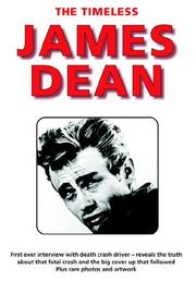 Cover of: The Timeless James Dean