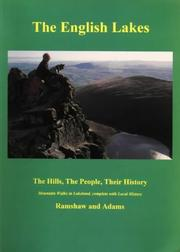 Cover of: The English Lakes: the Hills, the People, Their History