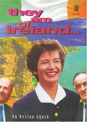 Cover of: They are of Ireland