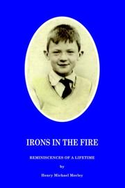 Cover of: Irons in the Fire