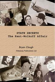 Cover of: State Secrets