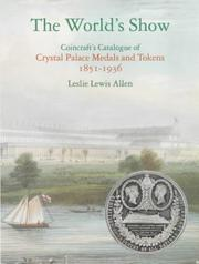 Cover of: Coincraft's Catalogue of Crystal Palace Medals and Tokens