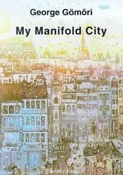 Cover of: My manifold city