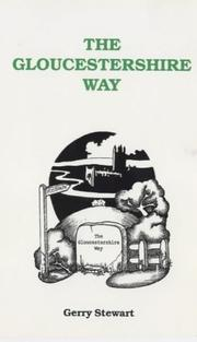 Cover of: The Gloucestershire Way