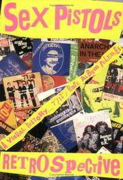 Cover of: Sex Pistols Retrospective