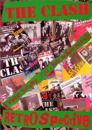 Cover of: The Clash Retrospective