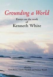 Cover of: Grounding a world | St. Andrews Symposium (2003 University of St. Andrews)