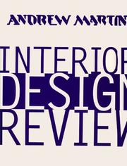 Cover of: Andrew Martin Interior Design Review