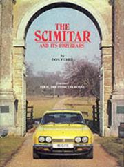 Cover of: The Scimitar and Its Forebears