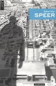 Cover of: Speer