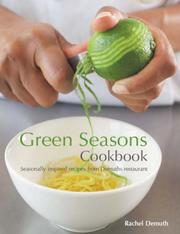 Cover of: Green Seasons Cookbook