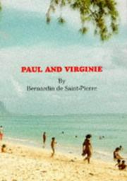 Cover of: Paul and Virginie