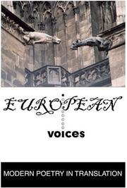 Cover of: European Voices