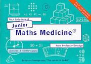Cover of: Junior Maths Medicine