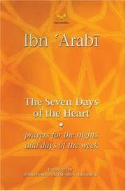 Cover of: The Seven Days of the Heart