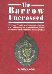 Cover of: The Barrow uncrossed