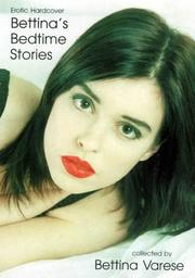 Cover of: Bettina's Bedtime Stories