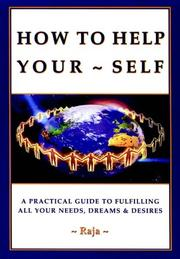 Cover of: How to Help Your-Self