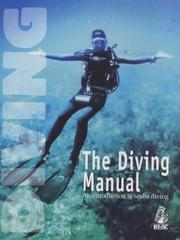 Cover of: The Diving Manual