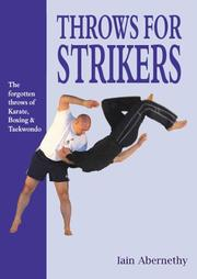 Cover of: Throws for Strikers