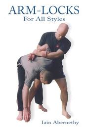 Cover of: Arm-locks for All Styles