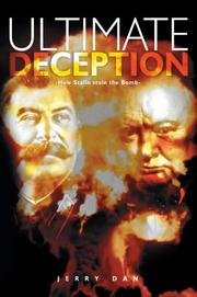 Cover of: Ultimate deception