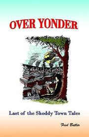 Cover of: Over Yonder