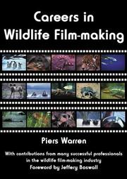 Cover of: Careers in Wildlife Film-making