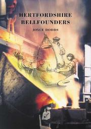 Cover of: Hertfordshire Bellfounders